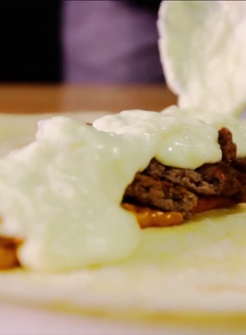 Restaurant tacos world - Sauce fromagere tacos recette ...